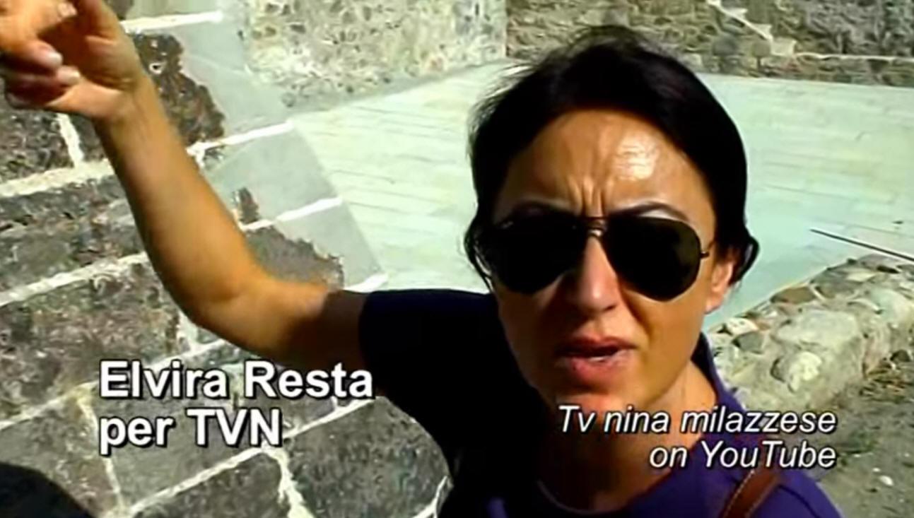 Elvira Resta parla del Dongion normanno di Milazzo
